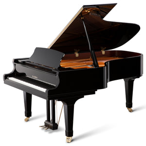 Kawai GX6 214cm Grand Piano; Polished Ebony