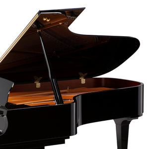 Kawai GX7 229cm Grand Piano; Polished Ebony