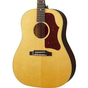 Gibson 50's J-50 Original Antique Natural Acoustic Guitar