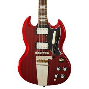 Epiphone Original Collection SG Standard 61 Maestro Vibrola Vintage Cherry Guitar