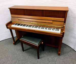 Second Hand Kawai K-2 Upright Piano; F078230