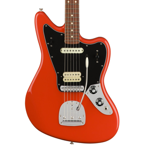 Fender Player Jaguar Pau Ferro Sonic Red Guitar