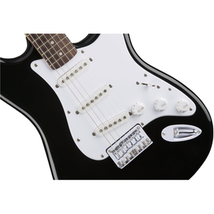 Squier Bullet Strat with Trem Laurel Black Guitar