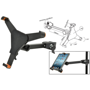 "Chord Universal Tablet Clamp; 8.9"" - 10.4"""