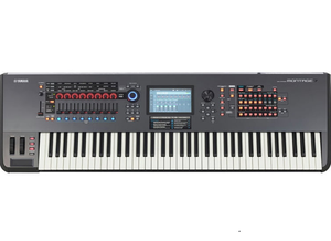 Yamaha Montage 7 Synthesizer & Performance Keyboard