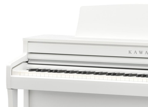 Kawai CA49 Satin White Digital Piano