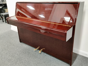 Second Hand Kawai CX5 Mahogany Upright Piano; Serial No: 2040425