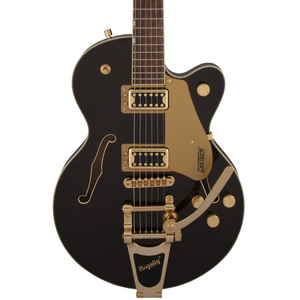 Gretsch G5655TG Electromatic CB JR Black Gold Guitar