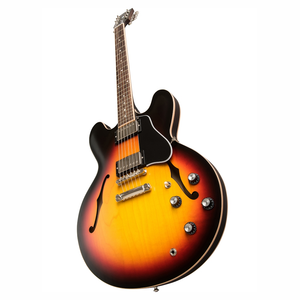 Gibson ES-335 SATIN Sunset Burst Electric Guitar