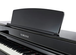 Yamaha CLP745PE Clavinova Digital Piano; Polished Ebony