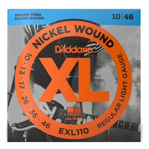 Daddario EXL110 XL Regular Light Strings