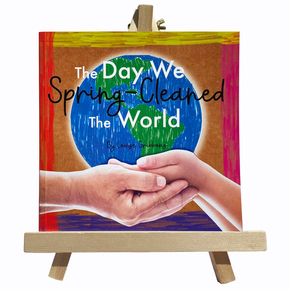 """The Day We Spring-Cleaned The World"""