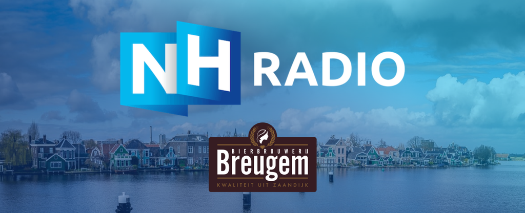 Interview Patrick Breugem Radio Noord Holland