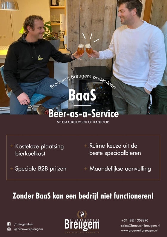 Beer as a Service