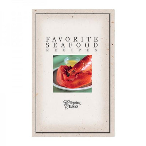 Recipe Book - Favorite Seafood