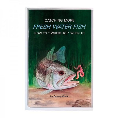 Fishing Book - Fresh Water