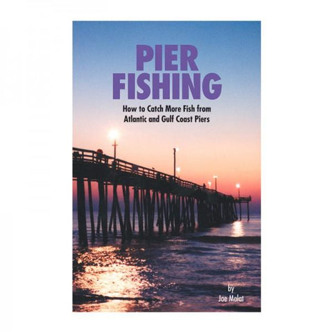 Fishing Book - Pier Fishing