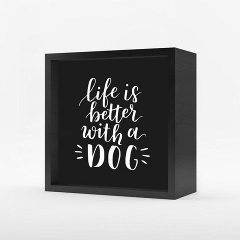 Lightboxes - Life With Dog
