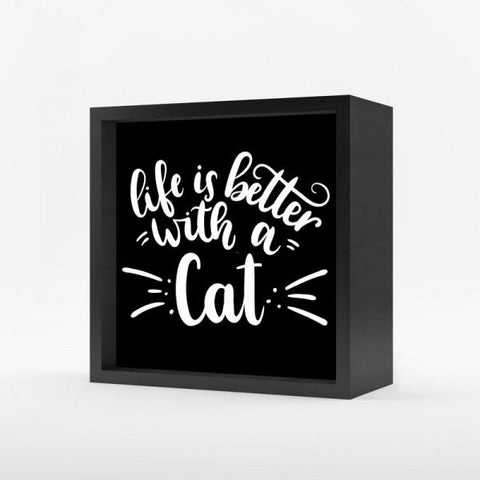 Lightboxes - Life With Cat