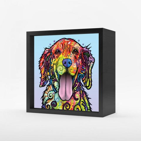 Lightboxes - Dog is Love