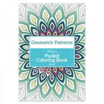 Pocket Coloring Book - Geometric Patterns