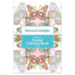 Pocket Coloring Book - Nature's Delight