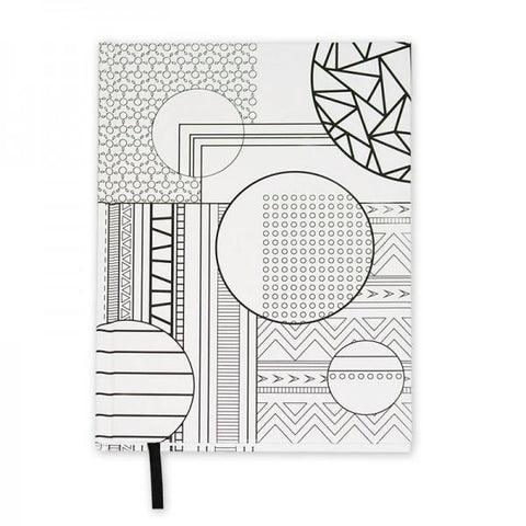 Coloring Journal - Patterns