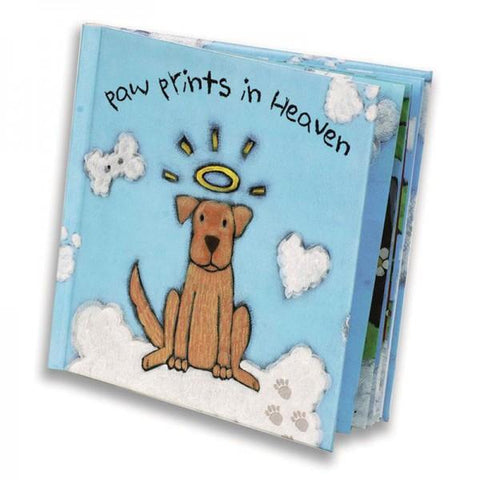 Book - Paw Prints in Heaven