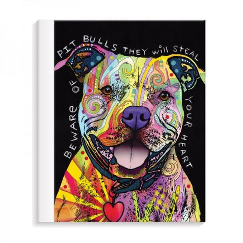 Journal - Pit Bull