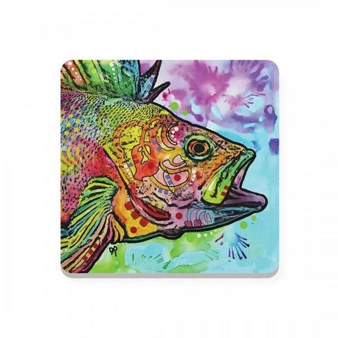 Coaster - Rainbow Fish