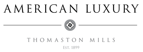 Thomaston Mills American Luxury Logo