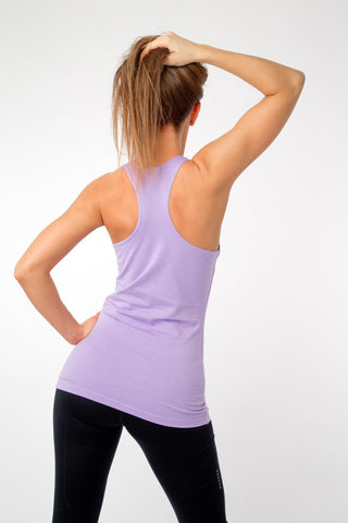 MFF Women's Core Tank <br> Purple - Muscle Fitness Factory