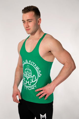 MFF Core Stringer <br> Texas Green - Muscle Fitness Factory