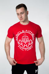 MFF Core T-Shirt <br> Scarlet Red