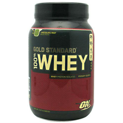 Gold Standard 100% Whey <br>2 lbs - Muscle Fitness Factory