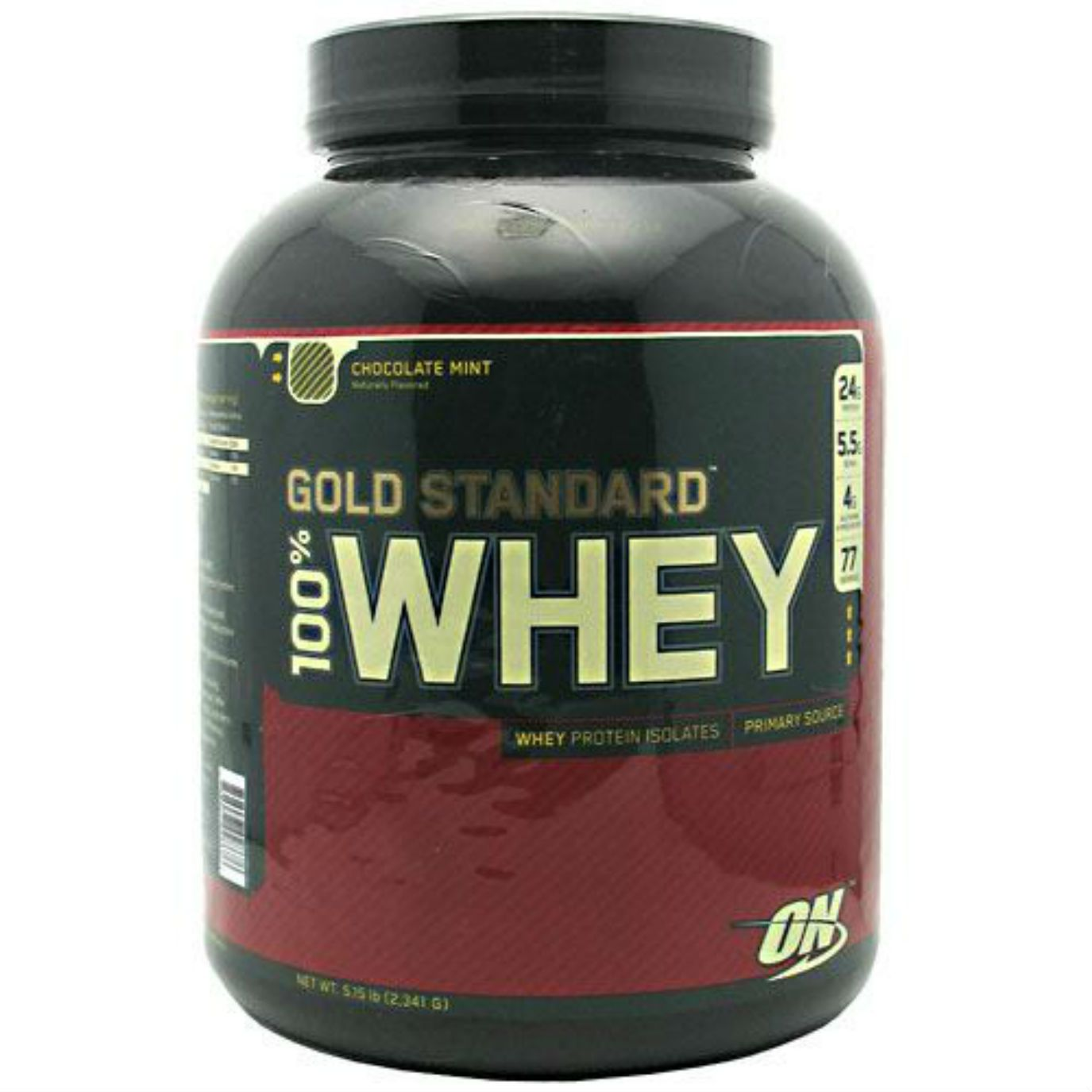 Gold Standard 100% Whey <br>5 lbs - Muscle Fitness Factory