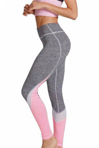 Allure High Waist Leggings - Muscle Fitness Factory