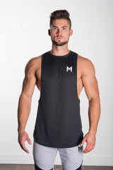 MFF Blitz Tank<br>Black - Muscle Fitness Factory