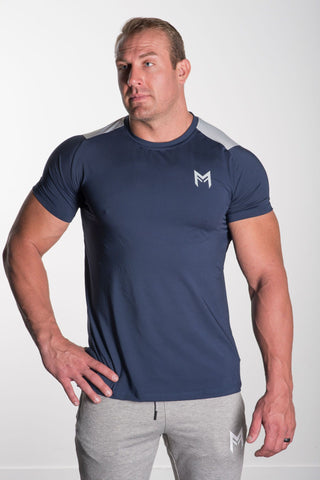 MFF DriFit Muscle Tee - Muscle Fitness Factory