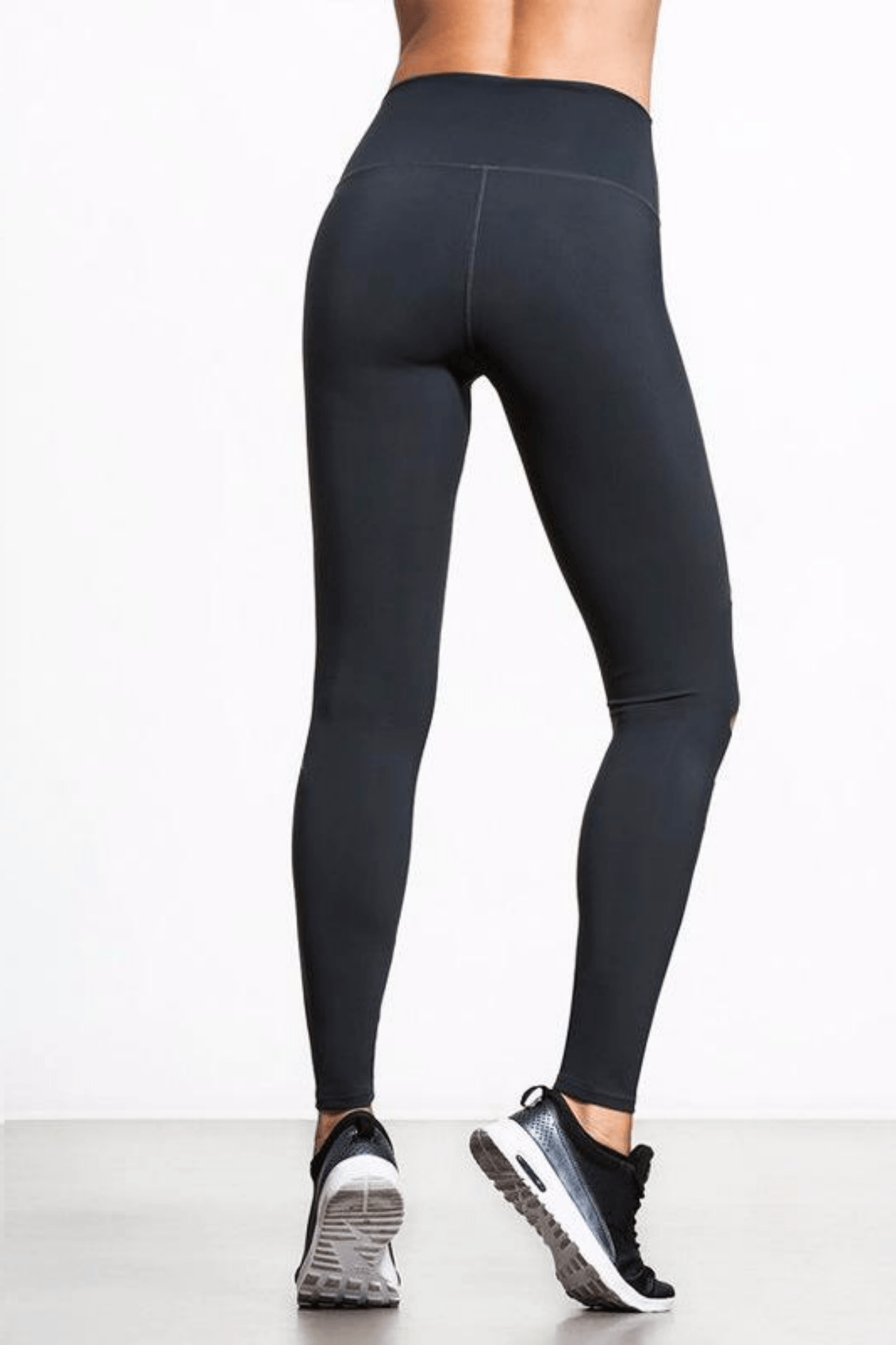 Hardcore Destroyed Leggings <br> Black - Muscle Fitness Factory
