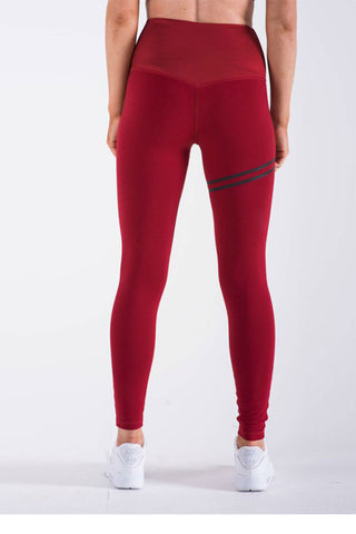 Nova High-Waisted Performance Leggings - Muscle Fitness Factory