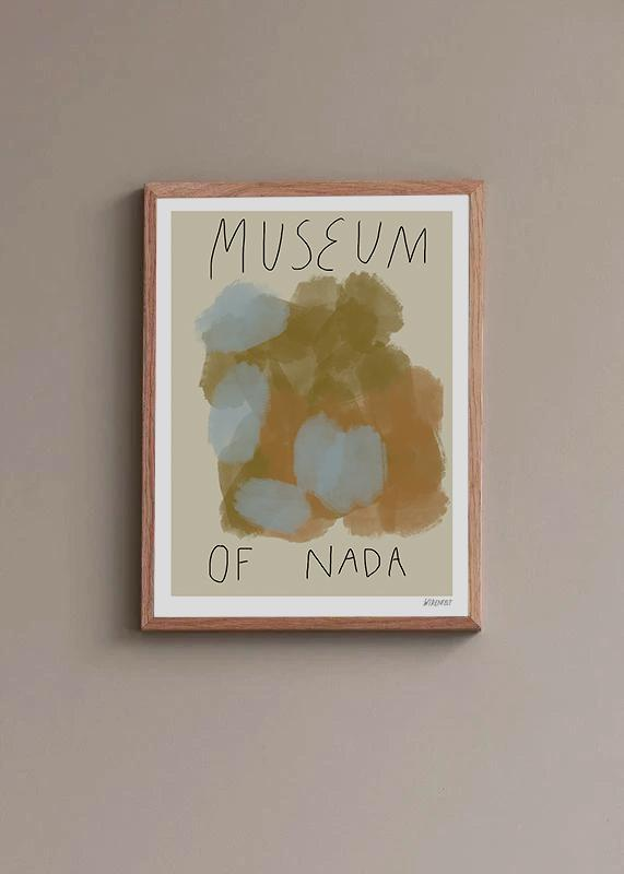 Museum of nada Lisa Wirenfelt