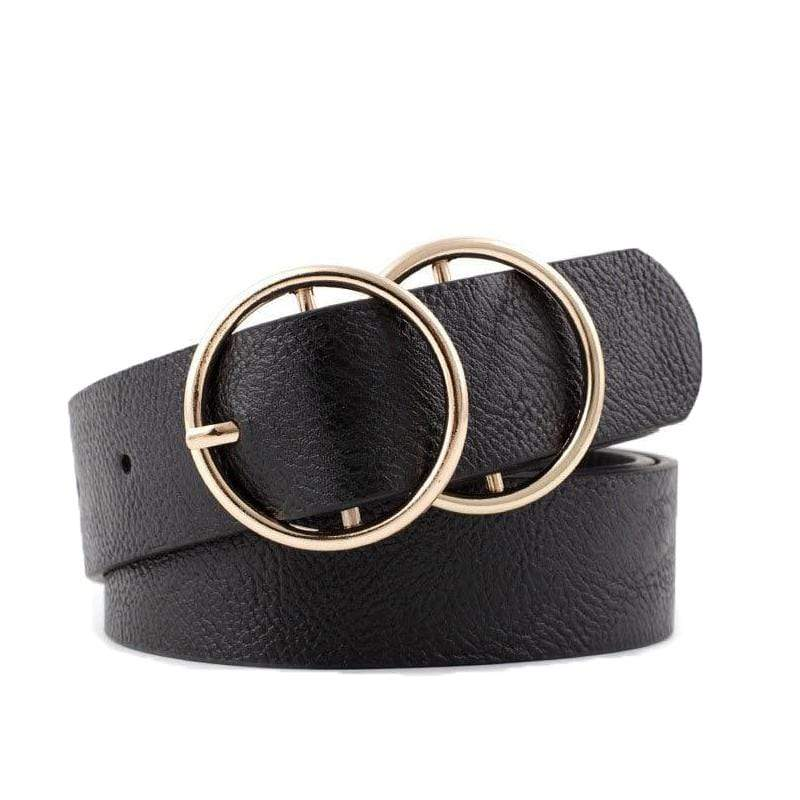EDBURY LEATHER STUBBLE BELT