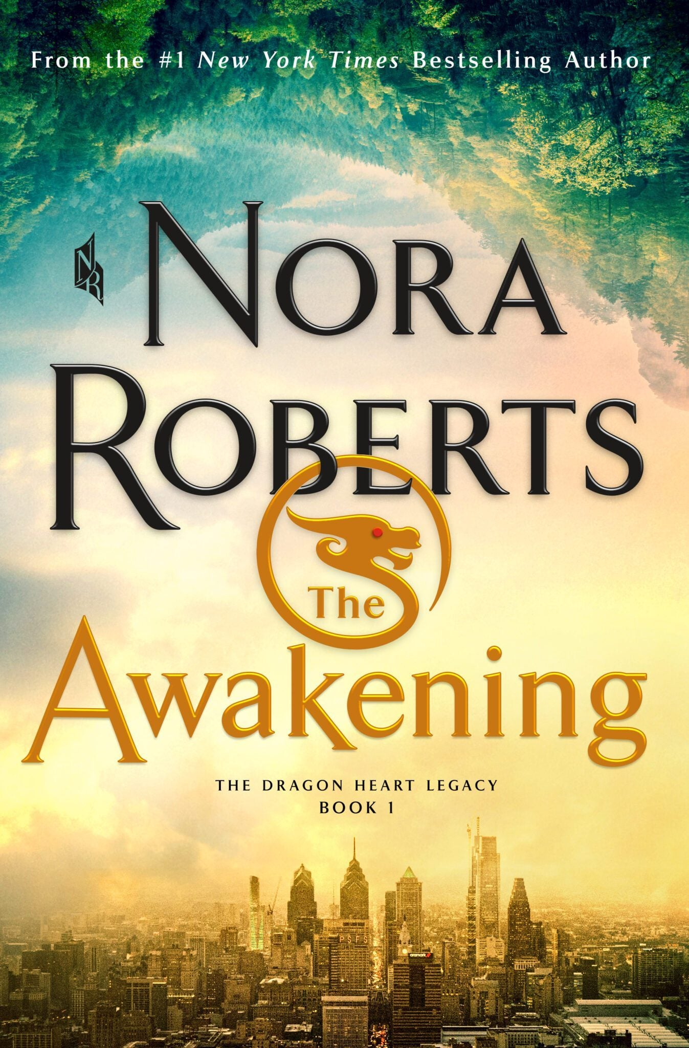 THE AWAKENING: NORA ROBERTS - 11/24/2020