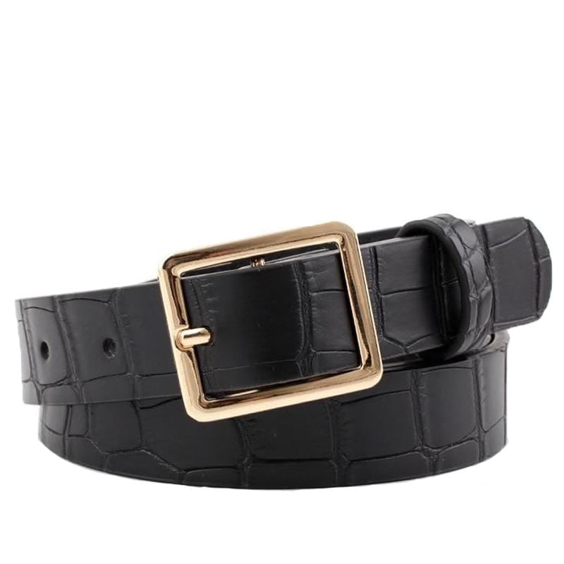 EDBURY LEATHER JENNA BELT