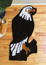 Load image into Gallery viewer, Traditional Eagle Rug