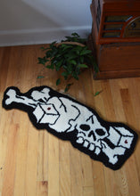 Load image into Gallery viewer, Skull & Bones Rug