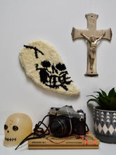 Load image into Gallery viewer, Skull Wall Hanging 4