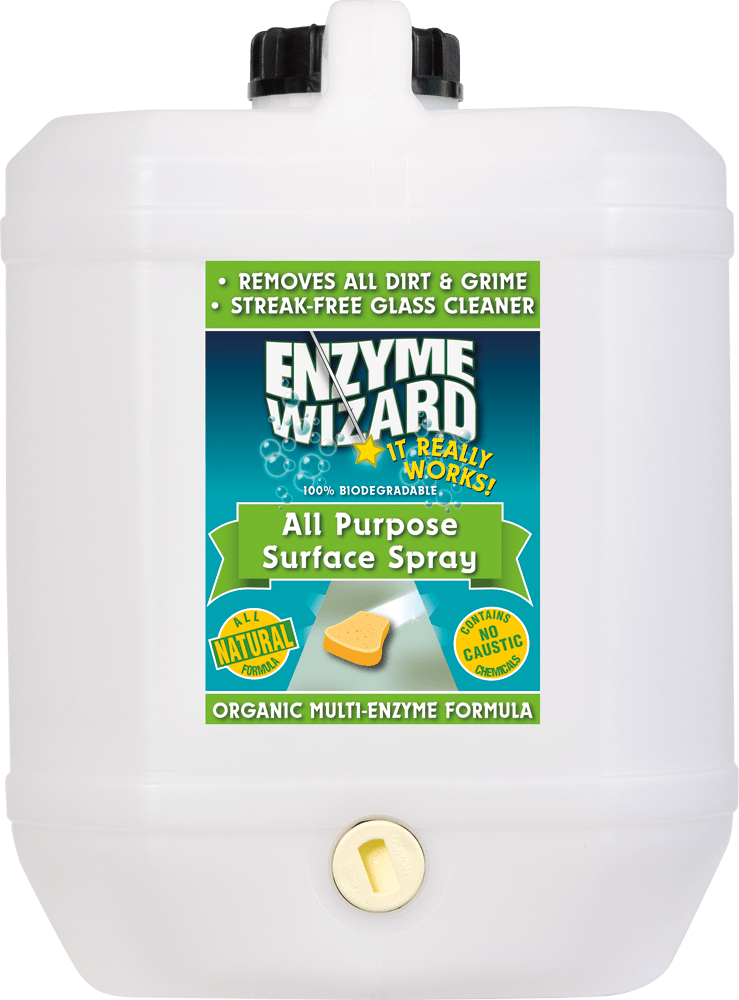 Surface Spray 10 Litres Enzyme Wizard
