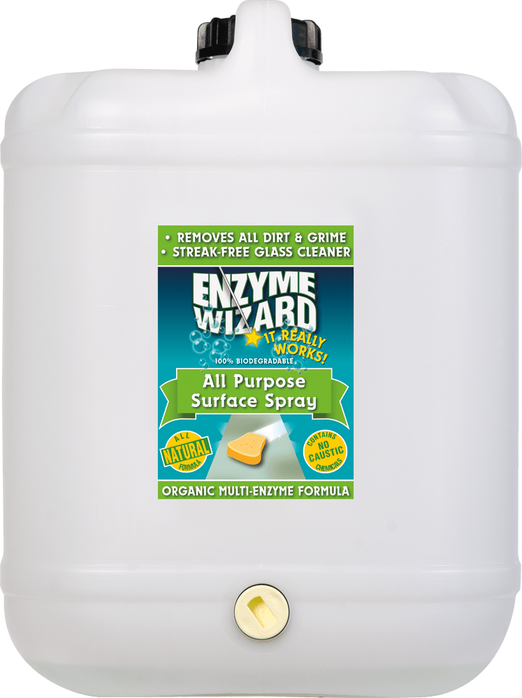 Surface Spray 20 Litres Enzyme Wizard